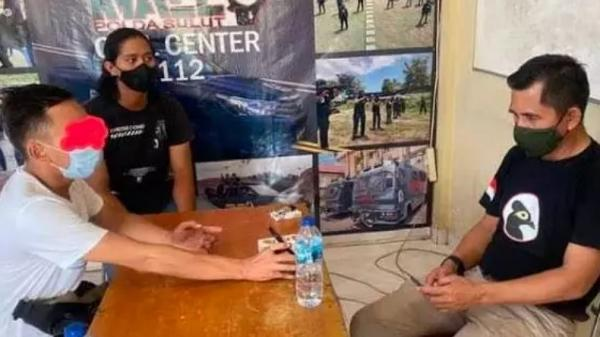 Youtuber Manado Tantang Orang yang Melaporkannya Tunjukkan Bukti Dugaan Pelecehan