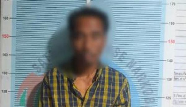 Sembunyikan Ganja di Pot Rumah Istri, Din Teror Ditangkap Polisi