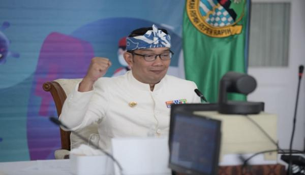 Pasca-BOR di RS Rujukan Covid-19 Turun, Ridwan Kamil Usulkan Pengetatan Mikro di Jabar