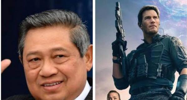 Keren, Pak SBY Muncul di Film Hollywood The Tomorrow War