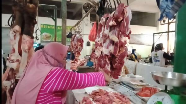 H-4 Idul Adha, Harga Daging Sapi dan Ayam di Bangka Tengah Masih Stabil