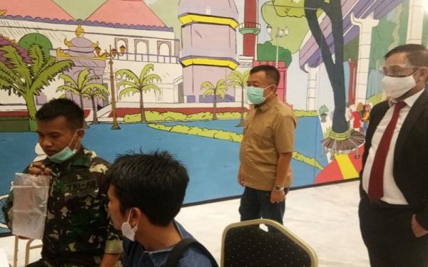Layanan GeNose di Hotel dan Kafe di Palembang Diminati Masyarakat