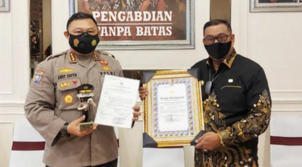 Kapolri Tetapkan Maluku Jadi Provinsi Terbaik Menerapkan PPKM Mikro