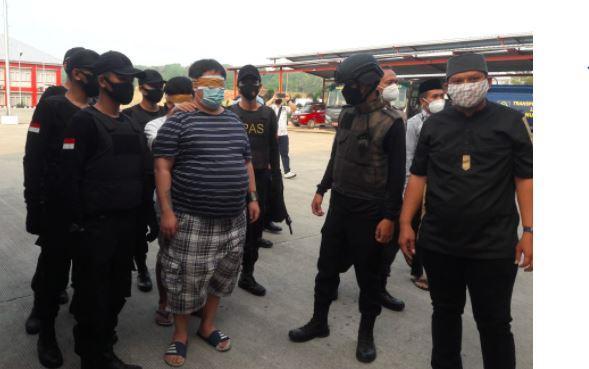 2 Napi Bandar Narkoba di Lapas Cipinang Dipindah ke Nusakambangan