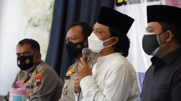 PPKM Darurat, Gus Yusuf Minta Polisi Giatkan Patroli Cyber Cari Warga yang Belum Makan