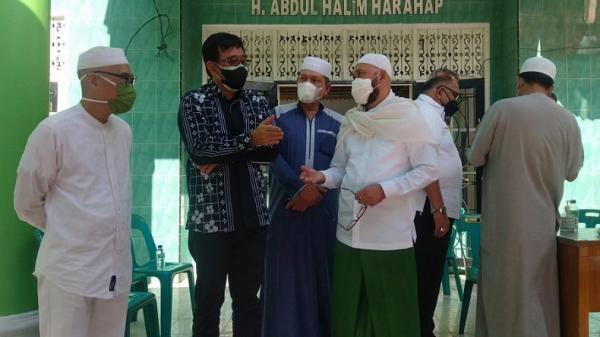 PDIP Sumut Ajak Ormas Islam Berkolaborasi Atasi Pandemi Covid-19