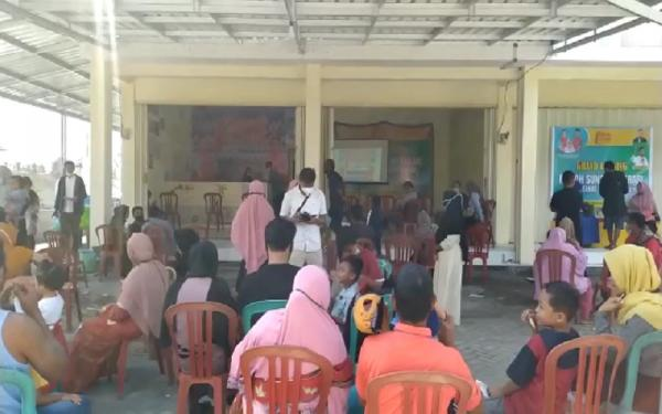 Berbagi di Idul Adha, Rumah Sunat di Lotim Gelar Khitanan Massal