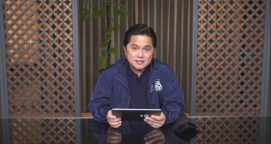 Sering Gonta-ganti Direksi dan Komisaris BUMN, Ini Alasan Erick Thohir