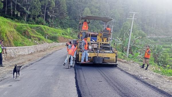 Andi Sudirman Sulaiman: Pembangunan Infrastruktur Toraja Utara Kembali Dilanjut