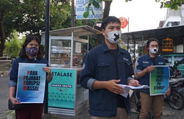 Kasus Covid-19 Terus Melonjak, BEM KM UGM Desak Pemerintah Terapkan Karantina Wilayah