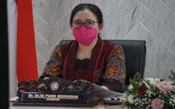 Puan Maharani Minta Pemerintah Pusat dan Daerah Jujur Dalam Penanganan Covid-19