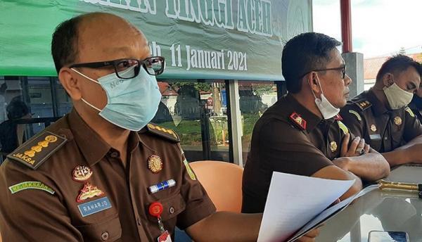 Usut Kasus Korupsi di KKP, Kejati Aceh Tunggu Petunjuk Kejagung