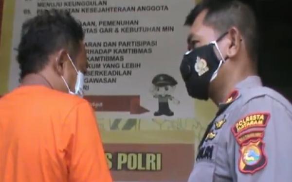Jambret di Mataram Ditangkap usai Dipancing Polisi Pura-Pura Beli HP Curian
