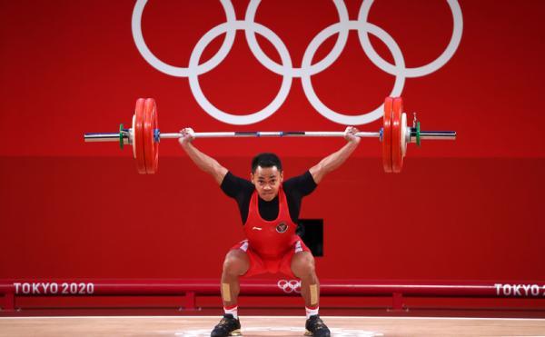Breaking News, Eko Yuli Irawan Raih Medali Perak Olimpiade Tokyo 2020
