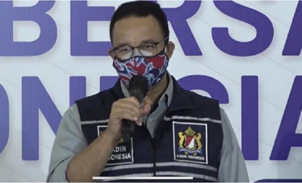 Joe Biden Prediksi Jakarta Tenggelam, Anies : Tak Bisa Diartikan secara Sederhana