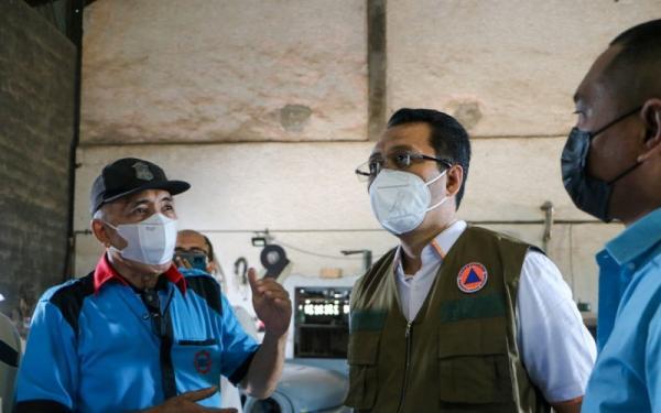 Gubernur NTB Pastikan Stok Oksigen Aman, Warga Diminta Tak Panik