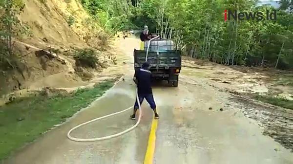 Langganan Bencana, Ruas Jalan Nasional Fakfak Perlu Penanganan Serius