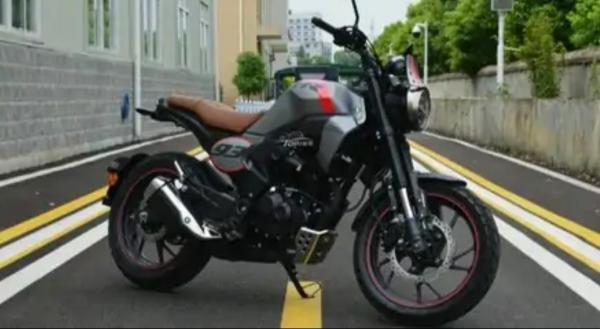 Honda Kenalkan Motor Sport Naked 200 Cc Bergaya Retro