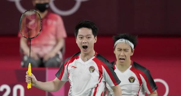 Kocak, Ini Kata Kevin/Marcus Soal Jurus Nyeleneh dan Ikat Kepala di Olimpiade Tokyo