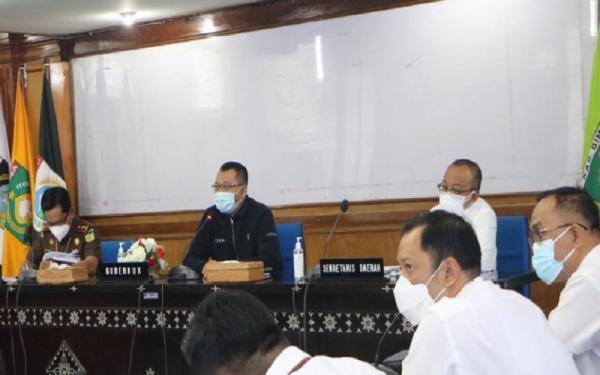 Gubernur NTB Minta Perangkat Daerah Manfaatkan Medsos untuk Jawab Aduan Warga