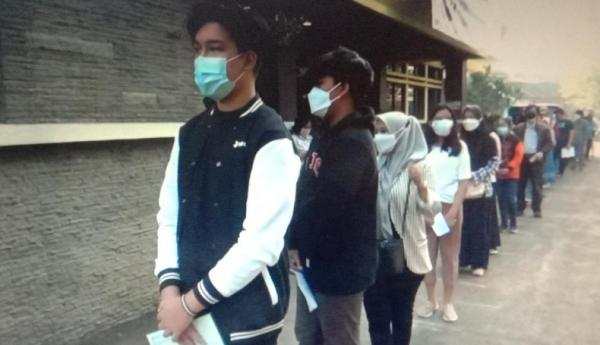 Kejar Kekebalan Kelompok, Pemkot Bandung Bidik 1.000 Anak Usia 12 Tahun