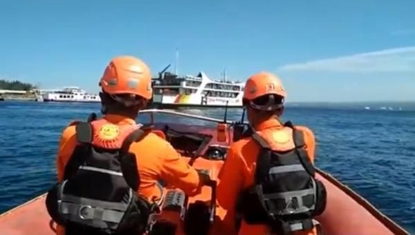 Penumpang Kapal Feri Jatuh di Selat Bali Diduga Sengaja Ceburkan Diri ke Laut