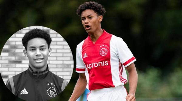 Kabar Duka, Pemain Ajax Keturunan Indonesia Tewas Kecelakaan