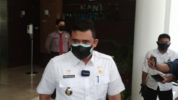 Jokowi Singgung Triliunan APBD Medan Mengendap di Bank, Ini Penjelasan Bobby Nasution