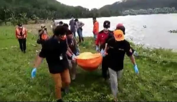 Banyumas Geger, Pemuda 26 Tahun Ditemukan Tewas Mengenaskan di Sungai Serayu