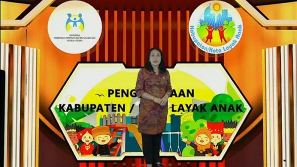 Kota Semarang Raih Peringkat Kedua Predikat Nindya Kota Layak Anak