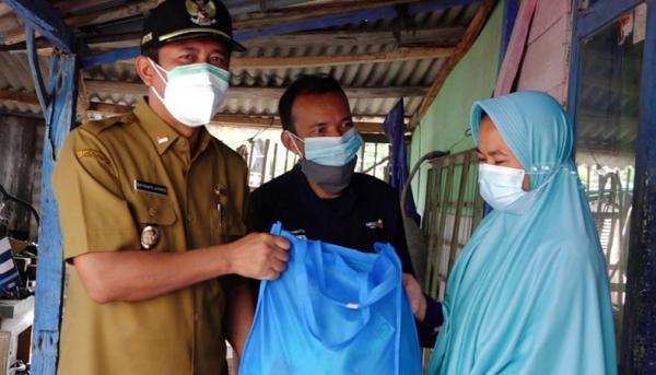 Milad ke-23, IJTI Mataraman Bagikan 200 Paket Sembako untuk Warga Terdampak Covid-19