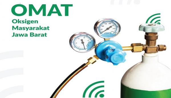 Tingkat Keterisian RS Covid-19 Turun, Stok Oksigen Medis di Jawa Barat Surplus