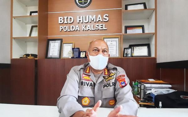 Kasus Polisi Salah Tangkap Berakhir Damai, Polda Kalsel: Tetap Proses Internal