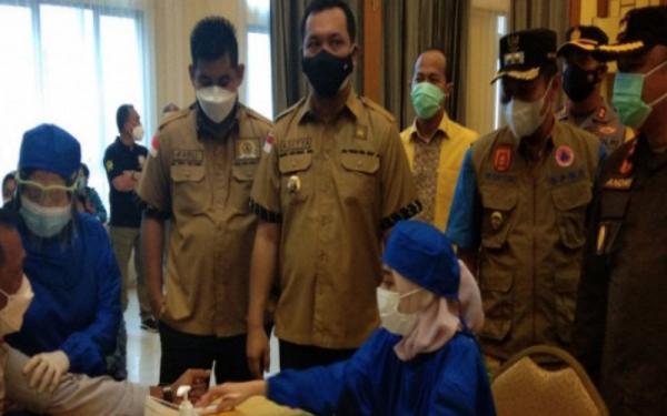 Wali Kota Banjarbaru Bingung Daerahnya Masih PPKM Level IV