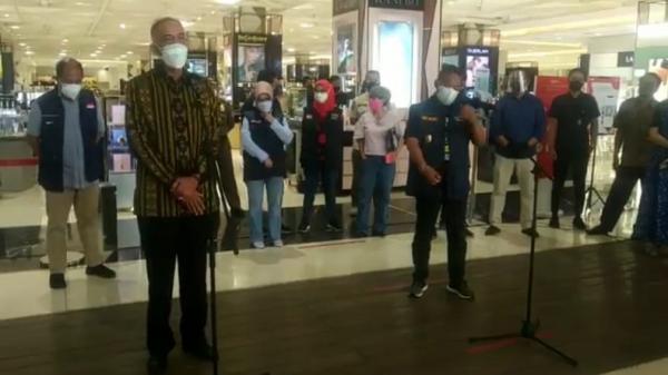 Tinjau Uji Coba Pembukaan Mal di Bandung, Wakil Wali Kota Bilang Begini