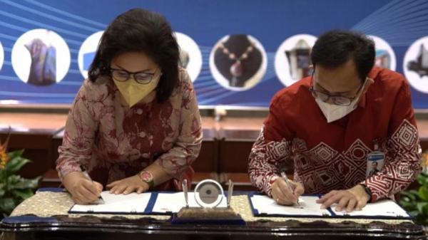 Kembangkan Kerajinan UMKM di Sulut, BI Gandeng Dekranasda