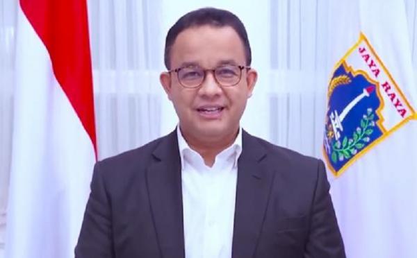 Kasus Covid-19 di Jakarta Landai, Anies : Jangan Abaikan Protokol Kesehatan