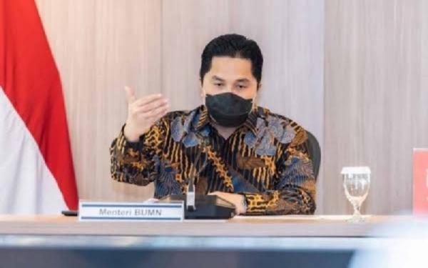 Erick Thohir Bakal Buka Kasus Korupsi Terselubung di PTPN