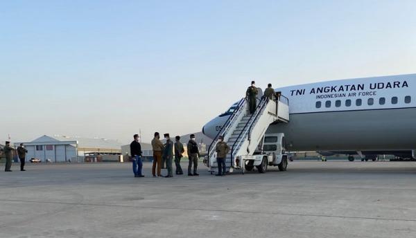 Evakuasi WNI di Afghanistan Gunakan Pesawat TNI AU, Begini Prosesnya