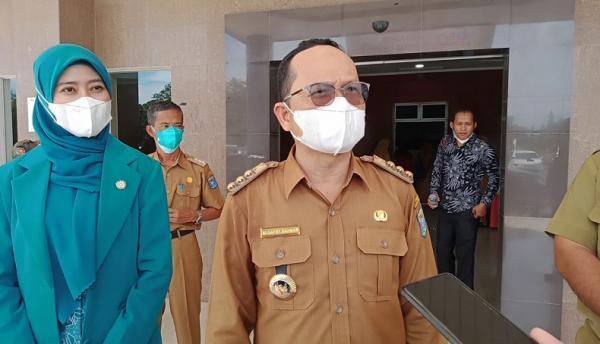 Bupati Susun SK Pemanfaatan Lahan Eks PT Kobatin di Bangka Tengah Jadi Kampus IPDN