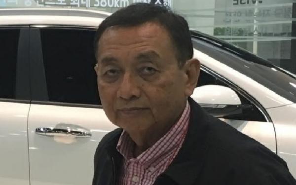 Mahasiswa Tertua ITB Rudy Setyopurnomo, Kuliah Doktoral ITB di Usia 69 Tahun