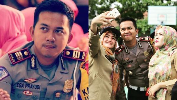 Potret Ganteng Putra Tukul Arwana, Kini Menjadi Perwira Polisi Kerap Diajak Selfie Ibu-Ibu