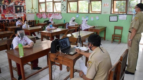 Siswa Terpapar Covid-19, Puan: Sekolah yang Belum Penuhi Syarat Jangan Curi Start PTM
