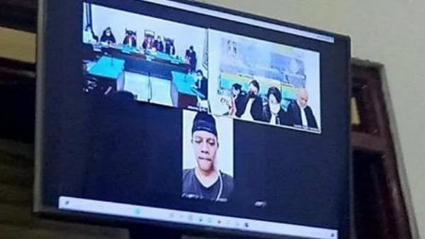 Lecehkan Istri Awak KRI Nanggala 402, Imam Kurniawan Divonis Setahun Penjara