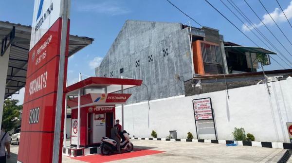 Pertamina Resmi Buka Pertashop Perdana di Kota Solo