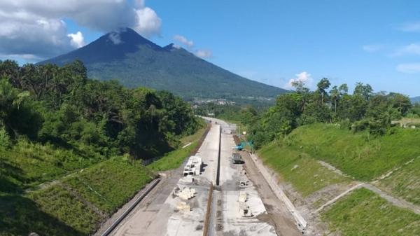 November 2021, Kelayakan Operasi Jalan Tol Manado-Bitung Akan Diuji