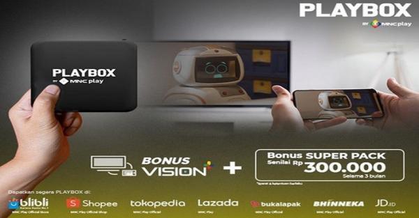 TV Anywhere Playbox Mungkinkan Nonton di Mana Saja, Ini Caranya