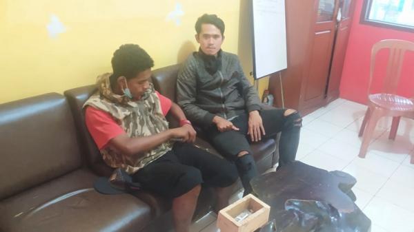 Kasihan, Pelajar Ini Babak Belur Dikeroyok 4 Pemuda Sukabumi Gegara Adu Pandang