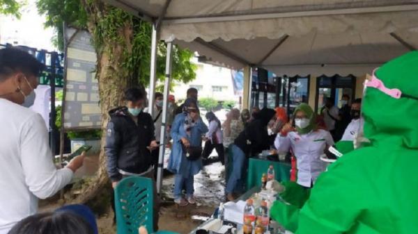 Naik Pesawat Pakai Surat PCR Palsu, 11 Calon Penumpang Diperiksa Polres Belitung