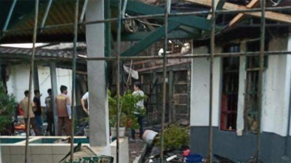 Cerita Narapidana Selamat saat Terobos Kobaran Api di Lapas Tangerang